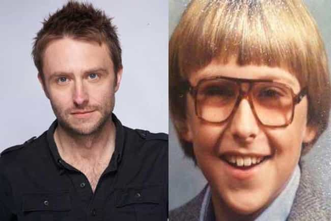 Chris Hardwick is listed (or ranked) 4 on the list Childhood Photos Of Famous TV Show Hosts