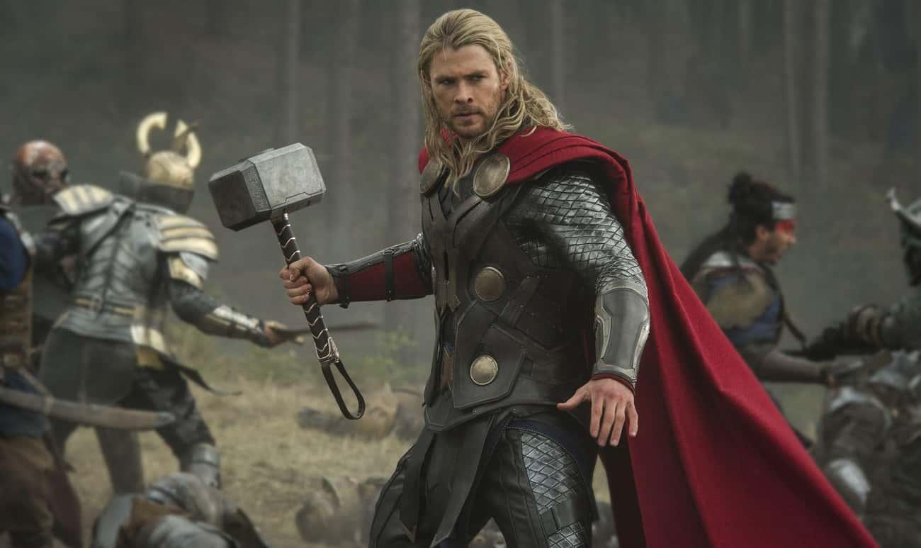 Chris Hemsworth, 'Thor'/MCU Franchise