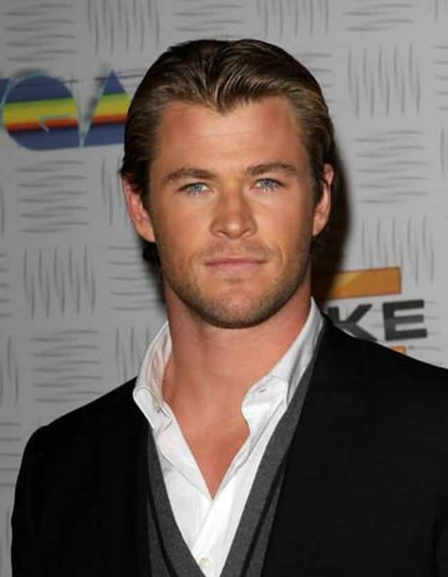 Chris Hemsworth is listed (or ranked) 1 on the list The Hottest Guys of Summer 2012 Movies