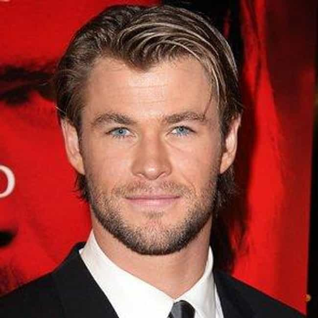 Chris Hemsworth is listed (or ranked) 2 on the list Who Is America's Boyfriend in 2019?