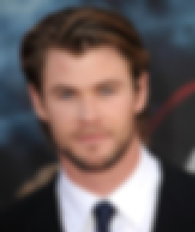 Chris Hemsworth is listed (or ranked) 1 on the list The Hottest Actors in 2013 Movies