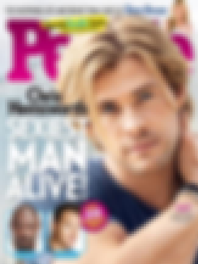 Chris Hemsworth is listed (or ranked) 4 on the list Every Cover of People's Sexiest Man Alive Issue, Ever