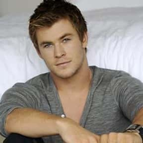 Chris Hemsworth is listed (or ranked) 1 on the list The Hottest Male Celebrities of All Time