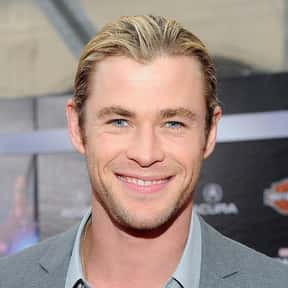 Chris Hemsworth is listed (or ranked) 18 on the list Who Is America's Boyfriend in 2016?