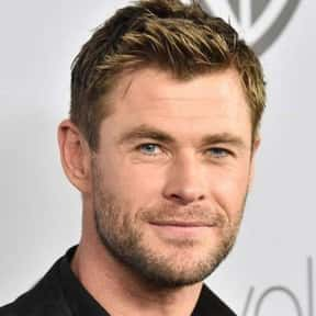 Chris Hemsworth is listed (or ranked) 2 on the list The Hottest Men Of 2018, Ranked