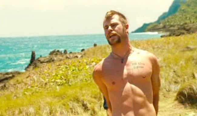 Chris Hemsworth is listed (or ranked) 8 on the list The Male Celebrities With The Best Abs