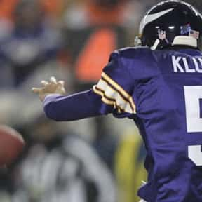 Chris Kluwe is listed (or ranked) 11 on the list List of Famous Football Punters