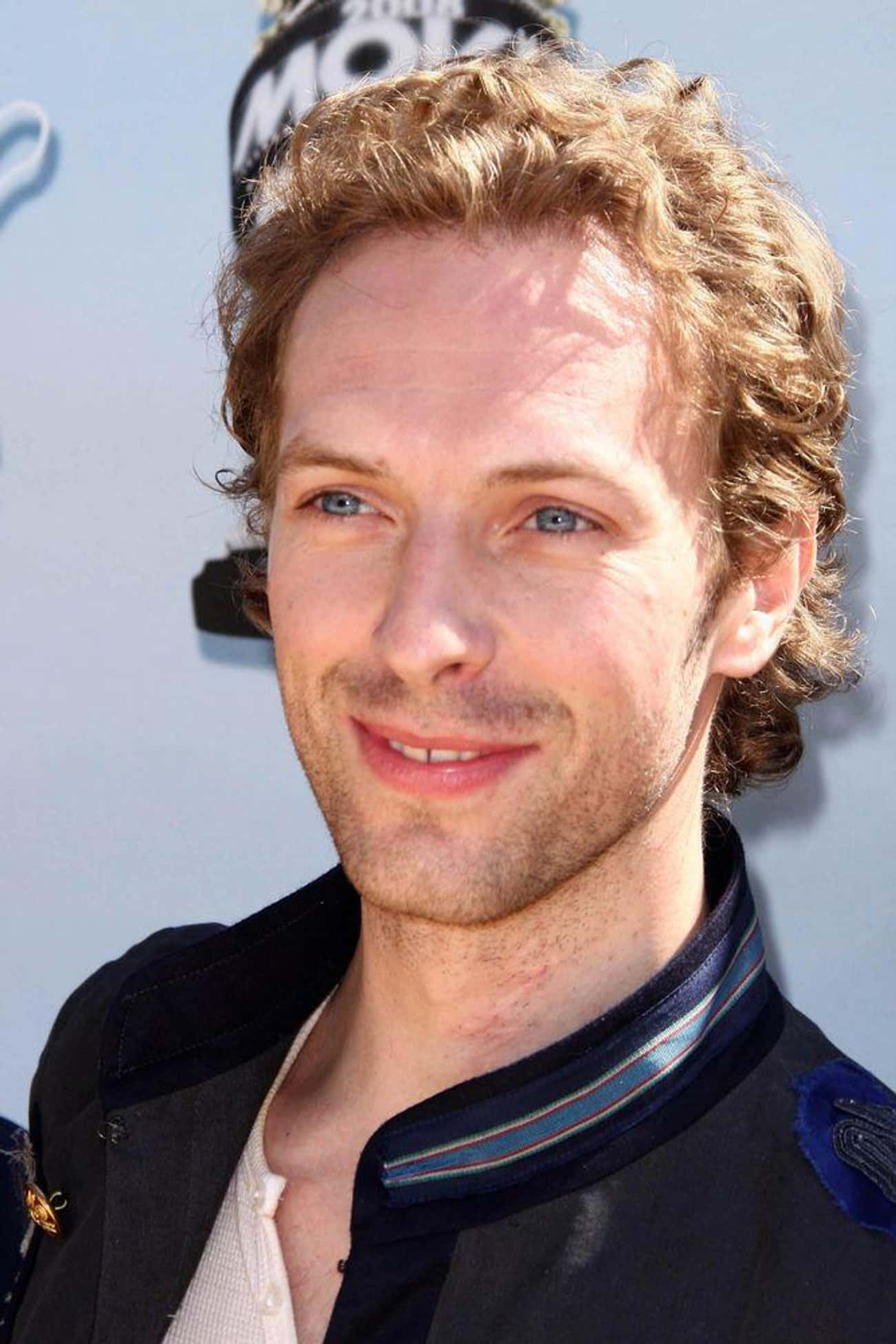 Chris Martin is listed (or ranked) 4 on the list Celebrities With Gap Teeth