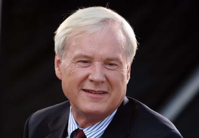 Chris Matthews is listed (or ranked) 2 on the list 6 Famous People Who Were In The Peace Corps