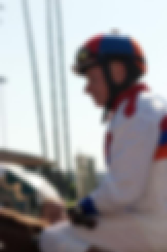 Chris McCarron is listed (or ranked) 5 on the list Famous Male Jockeys