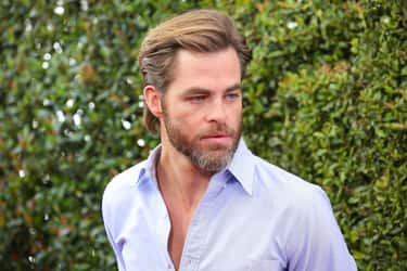 Chris Pine is listed (or ranked) 2 on the list Zoe Kravitz Loves and Hookups