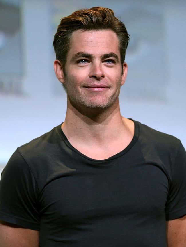Chris Pine is listed (or ranked) 32 on the list There Are Rumors These Celebs Are Gay