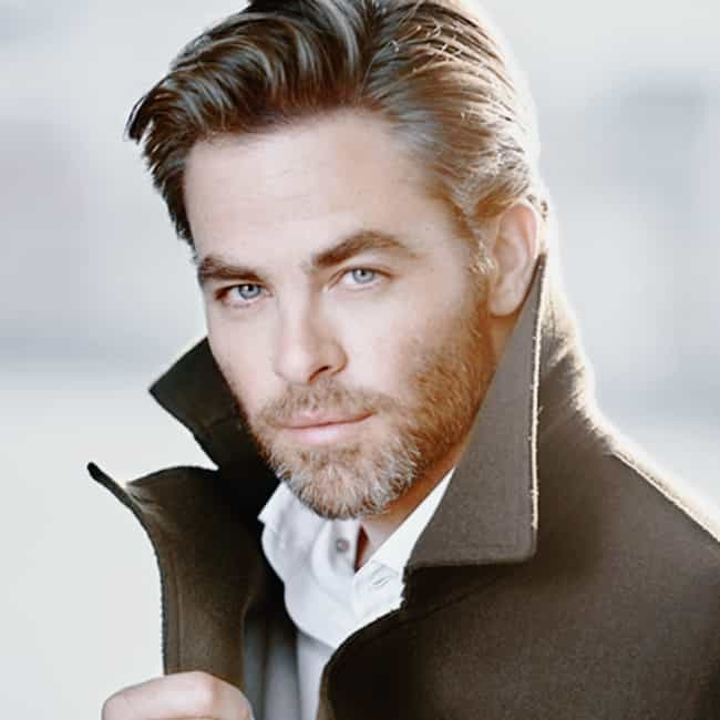 Chris Pine is listed (or ranked) 10 on the list 10 Most Good-Looking Men in the World