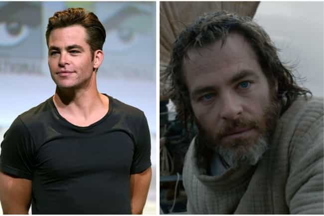 Chris Pine is listed (or ranked) 1 on the list Here's Where You've Seen Everyone In 'Outlaw King' Before