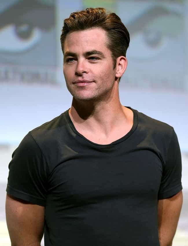Chris Pine is listed (or ranked) 4 on the list Who Should Play The Next Green Lantern?