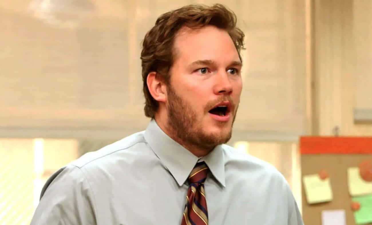 Chris Pratt On 'Parks and Recreation'