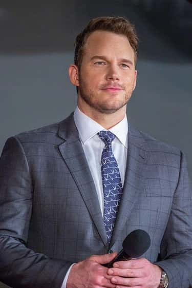 Chris Pratt Said Selfies Are Just Something To Brag About
