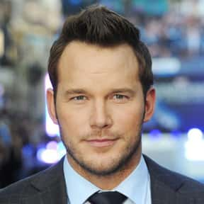 Chris Pratt is listed (or ranked) 13 on the list The Most Influential Actors Of 2019
