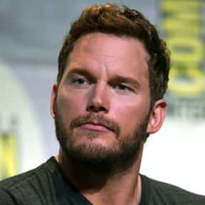 Chris Pratt is listed (or ranked) 7 on the list Celebrities You'd Let Babysit Your Kid