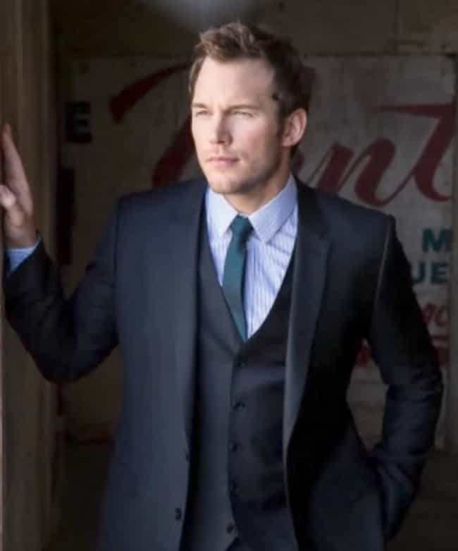 Chris Pratt is listed (or ranked) 1 on the list Before They Were Famous, These 16 Celebrities Used To Be Strippers