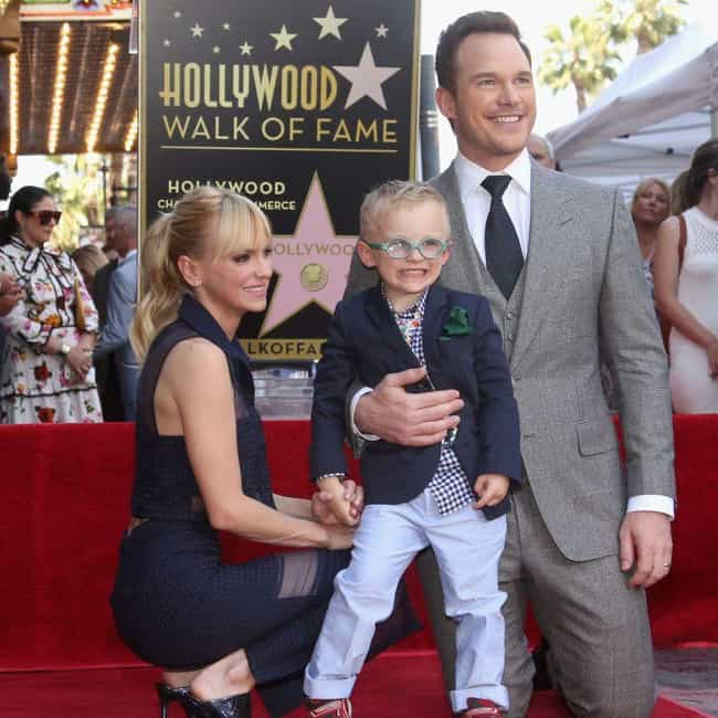 Chris Pratt is listed (or ranked) 2 on the list Anna Faris Loves and Hookups