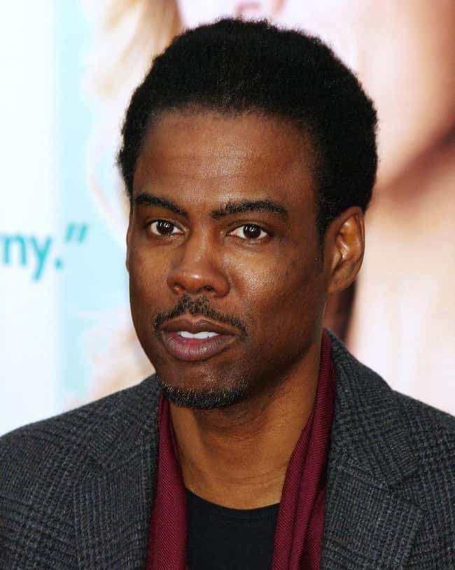 Chris Rock is listed (or ranked) 5 on the list Famous People Who Were Relentlessly Bullied
