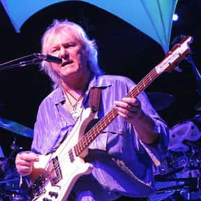 Chris Squire is listed (or ranked) 10 on the list The All-Time Best Rock Bassists