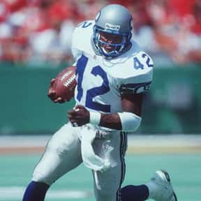 Chris Warren is listed (or ranked) 19 on the list The Best NFL Running Backs of the 90s