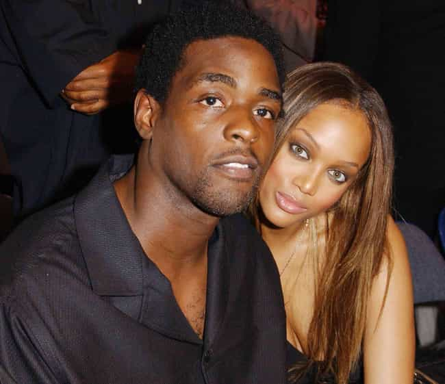 Chris Webber is listed (or ranked) 7 on the list Tyra Banks's Loves & Hookups