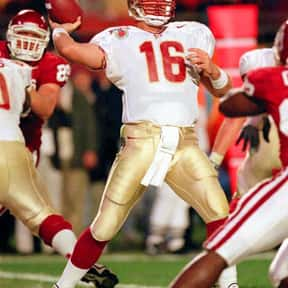 Chris Weinke is listed (or ranked) 16 on the list The Best Florida State Football Players of All Time