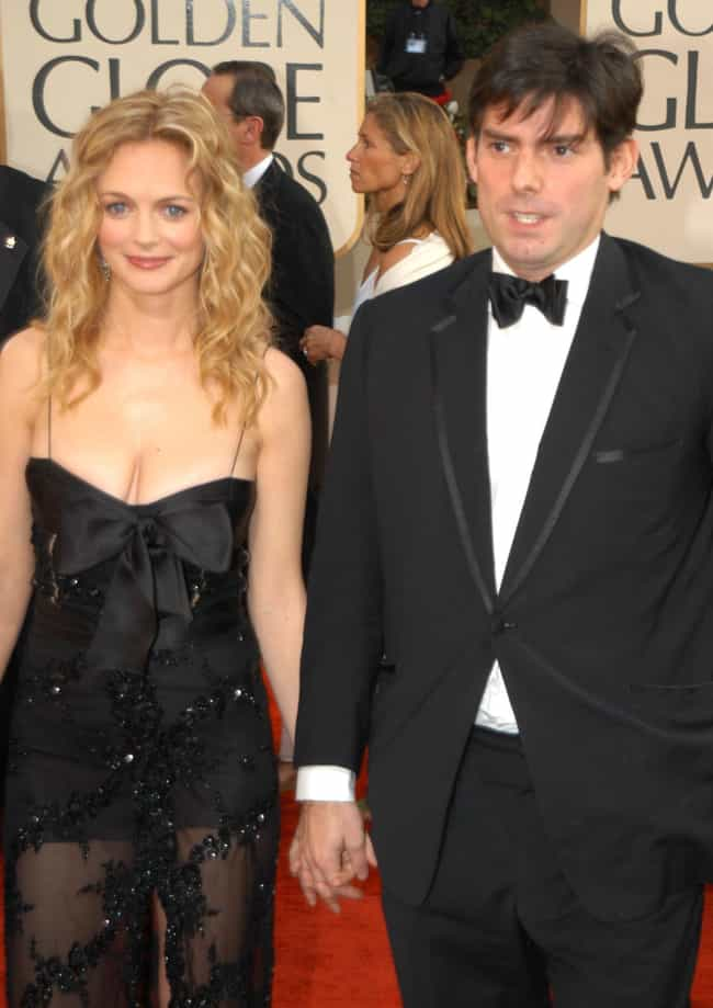 Chris Weitz is listed (or ranked) 2 on the list Men Who Heather Graham Has Dated