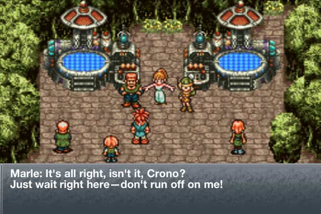 Chrono Trigger is listed (or ranked) 1 on the list Video Game Series That Deserve A Comeback