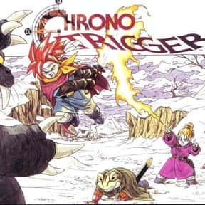 Chrono Trigger is listed (or ranked) 1 on the list List of All Console Role-playing Games