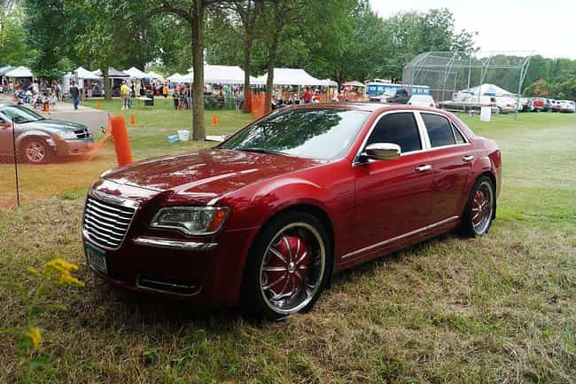 Chrysler 300 is listed (or ranked) 4 on the list The Best Cars for Senior Citizens