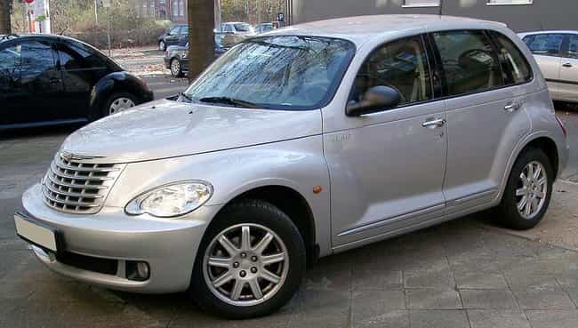 Chrysler PT Cruiser is listed (or ranked) 8 on the list The Ugliest Cars In The World