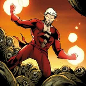 Chthon is listed (or ranked) 12 on the list The Best Doctor Strange Villains Ever