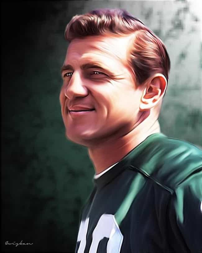 Chuck Bednarik is listed (or ranked) 4 on the list Famous Liberty High School Alumni