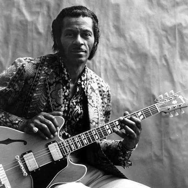 Chuck Berry is listed (or ranked) 4 on the list 20 Craziest Rock Star Arrests