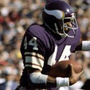 Chuck Foreman is listed (or ranked) 2 on the list The Best NFL Running Backs of the 70s