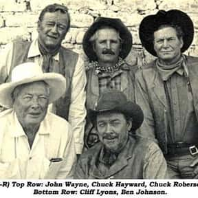 Chuck Hayward is listed (or ranked) 17 on the list Full Cast of Blazing Saddles Actors/Actresses