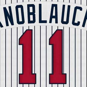 Chuck Knoblauch is listed (or ranked) 24 on the list List of Famous Baseball Second Basemen