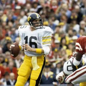 Chuck Long is listed (or ranked) 1 on the list The Best Iowa Hawkeyes Quarterbacks of All Time