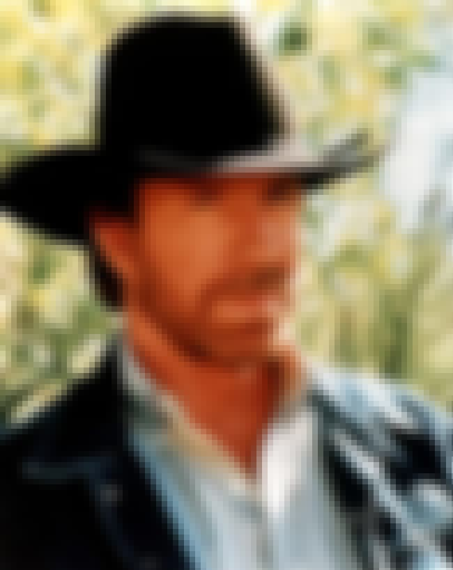 Chuck Norris is listed (or ranked) 5 on the list Hot Celebrity Guys in Cowboy Hats
