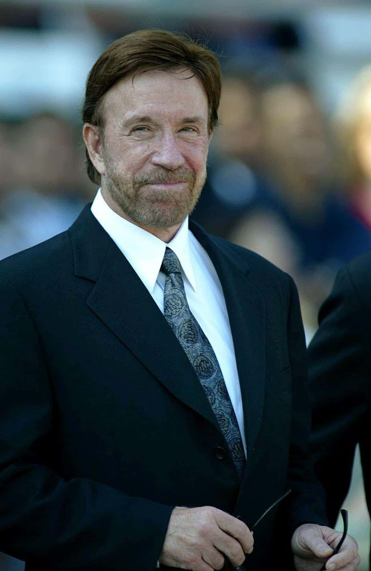 Chuck Norris is listed (or ranked) 2 on the list 30+ Celebrities Who Are Born-Again Christians