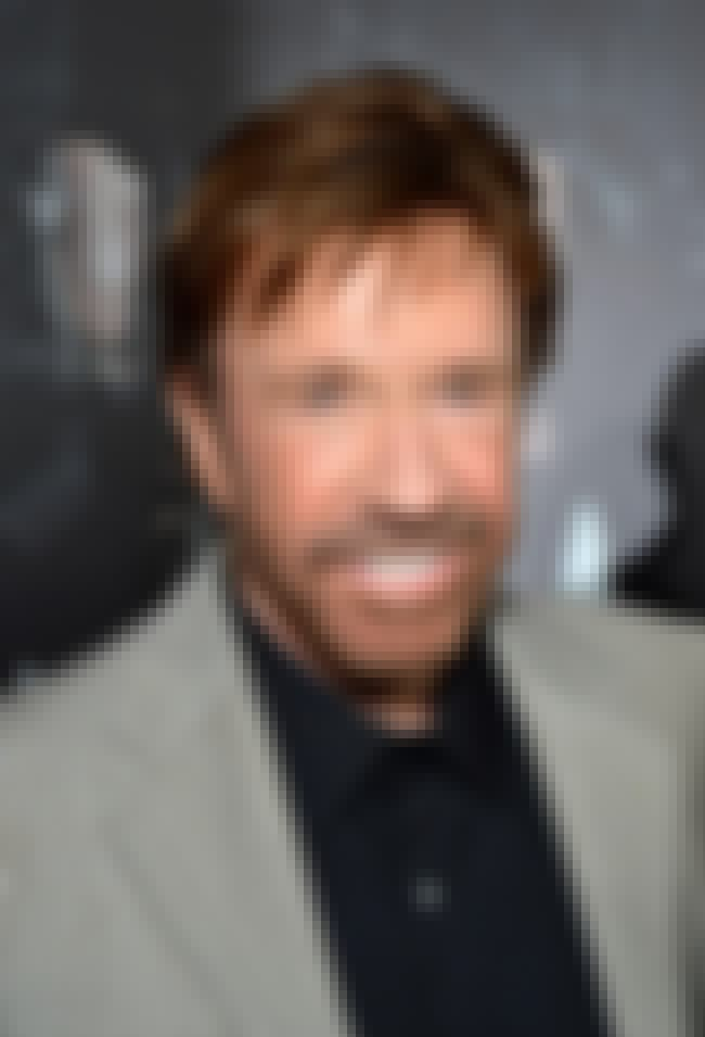Chuck Norris is listed (or ranked) 2 on the list Famous People Born in 1940