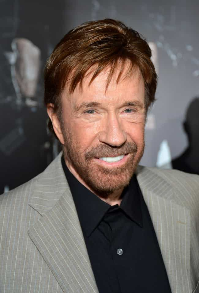 Chuck Norris is listed (or ranked) 3 on the list Famous Male Martial Artists