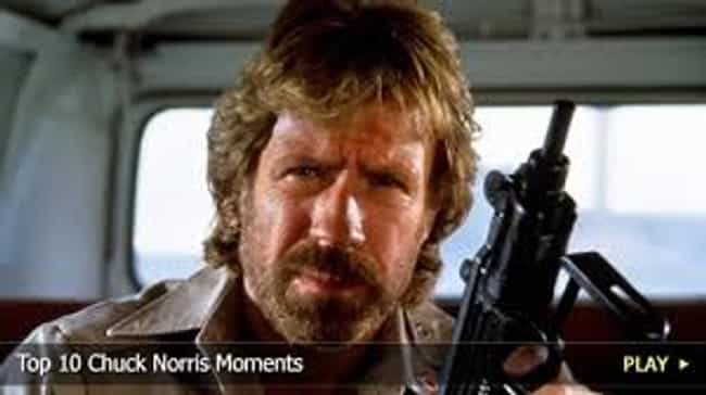 Chuck Norris is listed (or ranked) 3 on the list The Best Old Man Bushy Beards in Pop Culture
