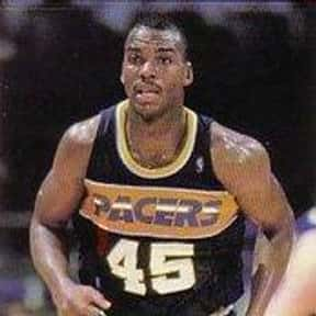 Chuck Person is listed (or ranked) 5 on the list The Best Indiana Pacers First-Round Picks In The NBA Draft