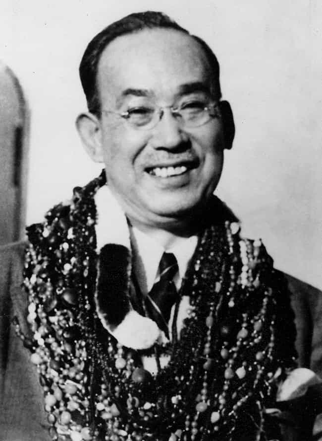 Chujiro Hayashi is listed (or ranked) 6 on the list Famous People Who Died of Seppuku