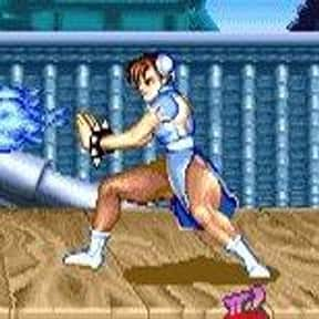 Chun-Li is listed (or ranked) 12 on the list The Hottest Video Game Vixens of All Time